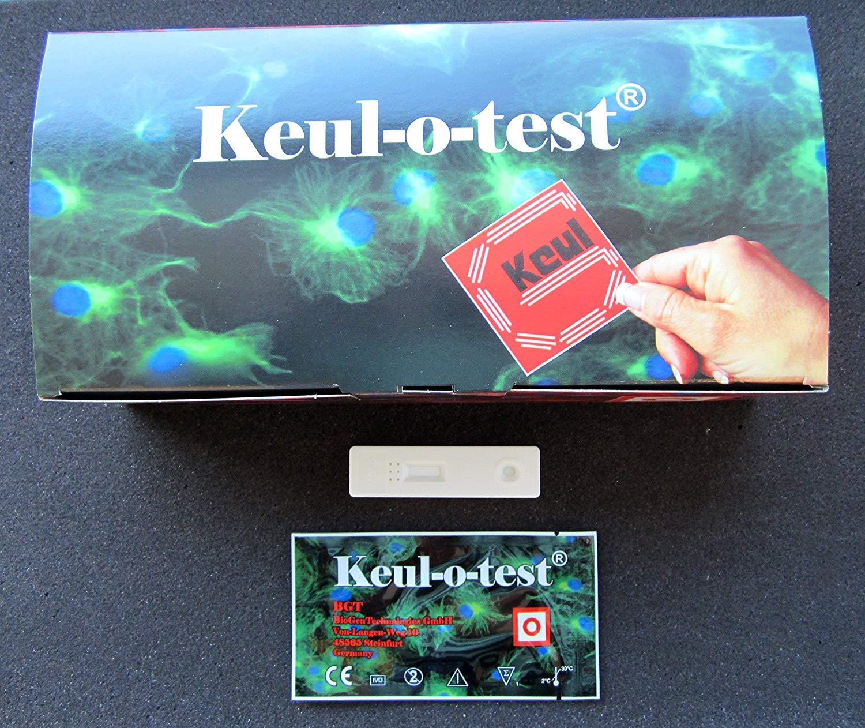 Keul-o-test iFOB Schnelltestkassette